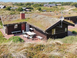 Nice home in Oksbøl w/ WiFi and 4 Bedrooms (A3134)