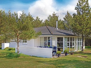 Awesome home in Nørre Nebel w/ Sauna, WiFi and 4 Bedrooms (A3154)