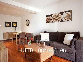 Hércules Pequeño III apartment in Eixample Dreta with WiFi, air conditioning, pr