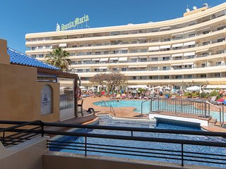 Costa Adeje 1 Bed Apartment with Pool View