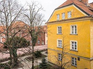 Varsovie-3 pieces- Vielle Ville