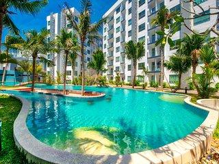 2 bedroom suite pool view