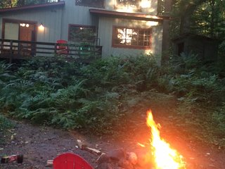 Lolos Sandy Hut - Mt Hood Recreation Area, Zig Zag, Oregon