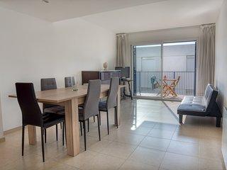 Beautiful apartment and very luminous