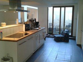 location semaine d'un bel appartement - côte Belge -mer à 500m