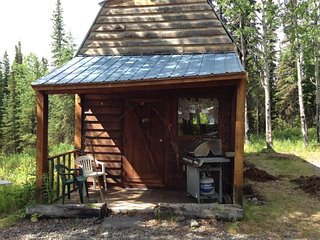 Forget-Me-Not Cabin in the woods