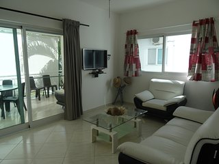 Apartment 2 bedrooms, 70m from the Popi beach