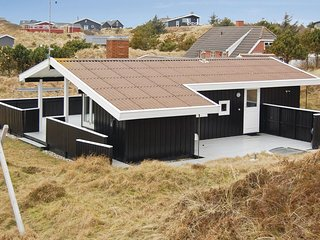 Nice home in Vejers Strand w/ WiFi and 4 Bedrooms