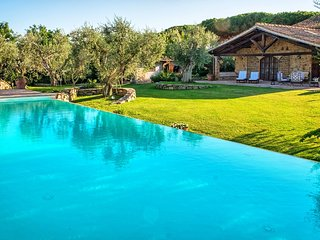 5 bedroom Villa in Capalbio Scalo, Tuscany, Italy - 5775918