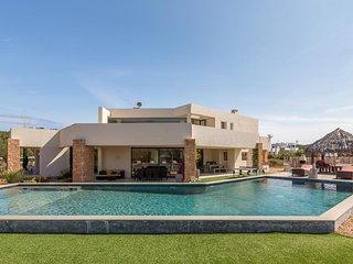 5 bedroom Villa in Bahia de San Antonio, Balearic Islands, Spain - 5047436