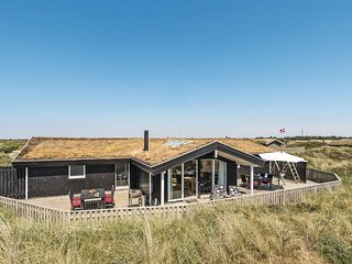 Amazing home in Blåvand w/ Sauna, WiFi and 4 Bedrooms (A3483)