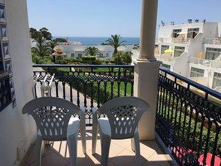Oura Beach sea view apartment ANA T1
