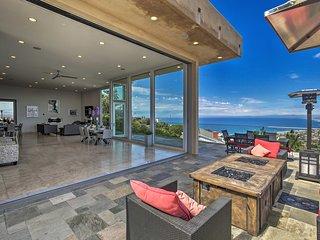 NEW! Luxury La Jolla Home w/ Pool & Ocean View
