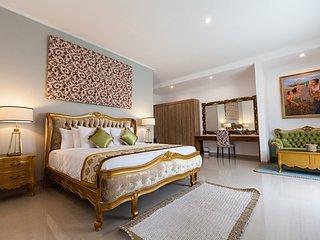 Dormitorio principal Villa 1