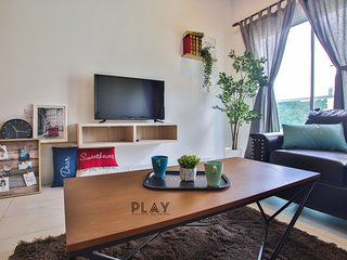 Play Residence at Quintet , Tanah Rata for 10pax