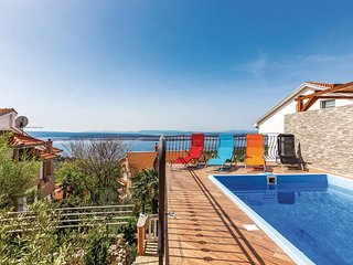 Beautiful home in Crikvenica w/ WiFi and 3 Bedrooms (CKC172)