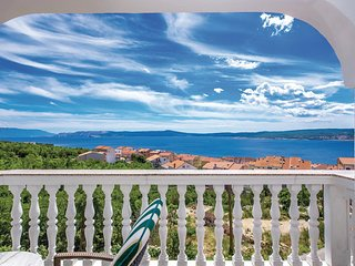 Nice home in Crikvenica w/ WiFi and 1 Bedrooms