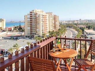 Beautiful home in La Manga del Mar Menor w/ WiFi and 2 Bedrooms