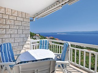 Amazing home in Stanici w/ WiFi and 2 Bedrooms