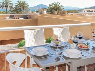 Beautiful home in La Manga del Mar Menor w/ WiFi and 3 Bedrooms