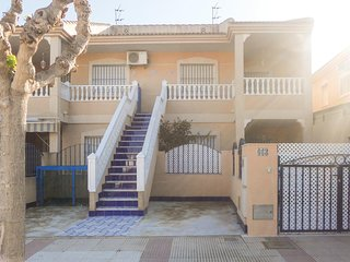 Nice home in Los Alcazares w/ WiFi and 2 Bedrooms