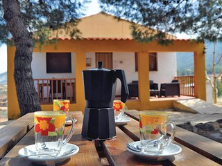 Beautiful home in Bullas w/ WiFi and 2 Bedrooms