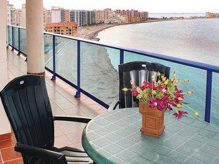 Amazing home in La Manga del Mar Menor w/ WiFi and 3 Bedrooms