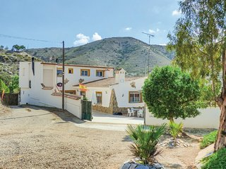 Nice home in Tallante w/ WiFi, 3 Bedrooms and Outdoor swimming pool