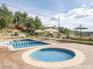 Awesome home in Gebas w/ Outdoor swimming pool, WiFi and 2 Bedrooms