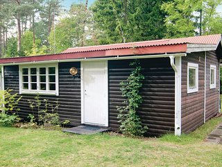 Stunning home in Gotlands Tofta w/ WiFi and 2 Bedrooms