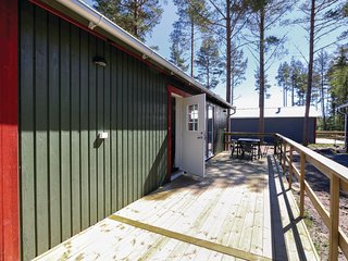 Stunning home in Lottorp w/ WiFi and 3 Bedrooms (S41504)