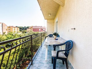 Amazing home in Biograd w/ WiFi and 2 Bedrooms