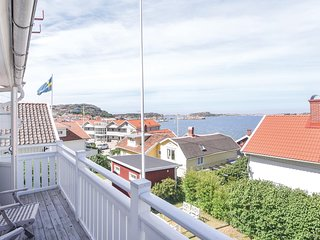 Awesome home in Bovallstrand w/ WiFi and 3 Bedrooms