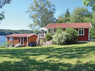 Nice home in Boxholm w/ 3 Bedrooms