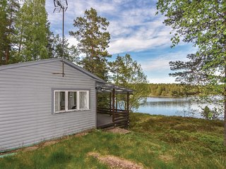 Awesome home in Animskog w/ WiFi and 2 Bedrooms