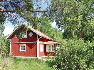 Nice home in Bengtsfors w/ WiFi and 2 Bedrooms