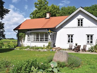 Stunning home in Ödeshög w/ WiFi and 2 Bedrooms