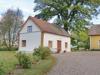 Nice home in Vadstena w/ WiFi and 2 Bedrooms (S60018)