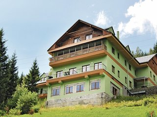 Nice home in Mala Moravka w/ WiFi and 1 Bedrooms