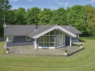 Stunning home in Vemb w/ Sauna, WiFi and 4 Bedrooms (A4018)