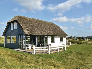 Awesome home in Ringkøbing w/ WiFi and 4 Bedrooms