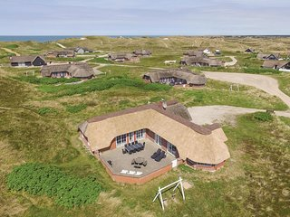 Awesome home in Ringkøbing w/ Sauna, WiFi and 5 Bedrooms (A4053)