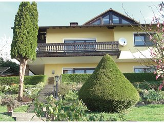 Amazing home in Schotten w/ WiFi and 1 Bedrooms (DHE015)
