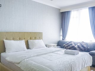 Comfortable Studio Menteng Park by DailySava