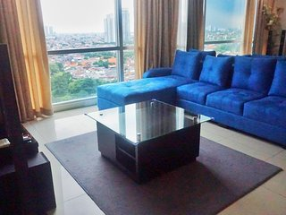 Luxury 2 Bedroom Pavilion Apartment Jakarta