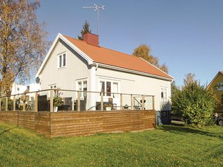 Awesome home in Vagnharad w/ 3 Bedrooms