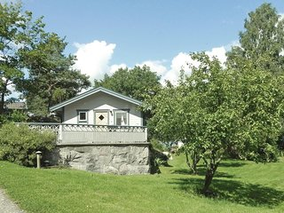Beautiful home in Norrtalje w/ 1 Bedrooms