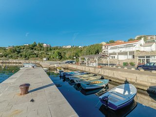 Nice home in Maslenica w/ WiFi and 1 Bedrooms