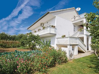 Nice home in Biograd w/ WiFi and 2 Bedrooms