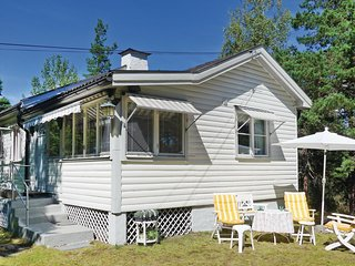 Beautiful home in Saltsjo-Boo w/ WiFi and 2 Bedrooms